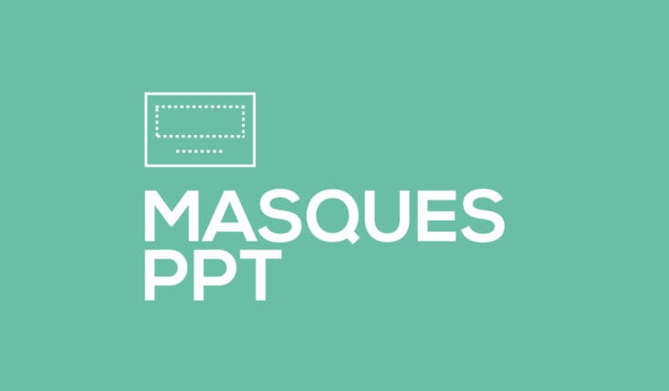 masque powerpoint