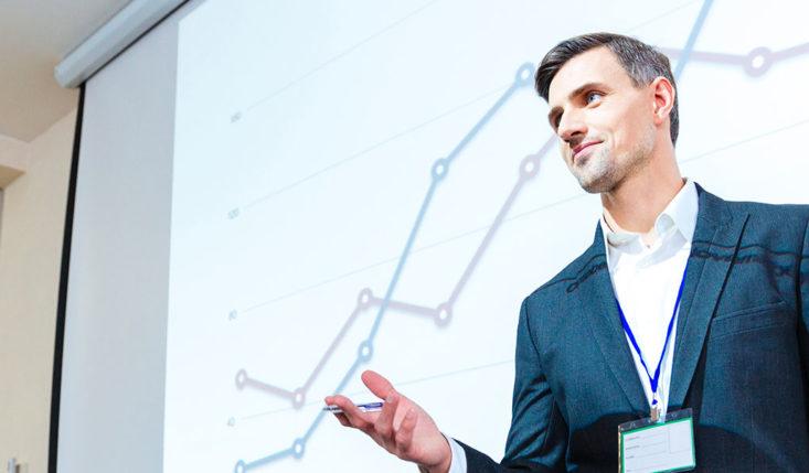 présentation powerpoint pour communication financière