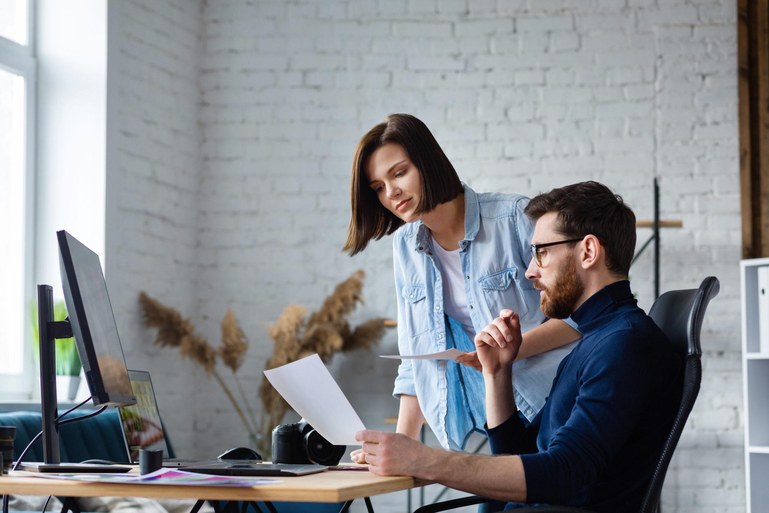 Des experts créatifs et techniques pour vous recommander sur votre présentation PowerPoint